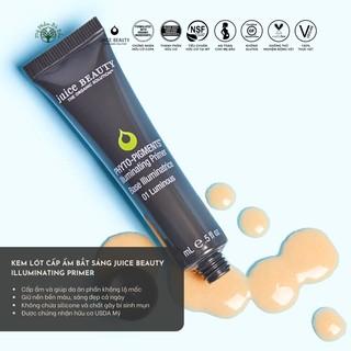 Kem Lót Bắt Sáng Juice Beauty Phyto-Pigments Illuminating Primer (15ml) thumbnail