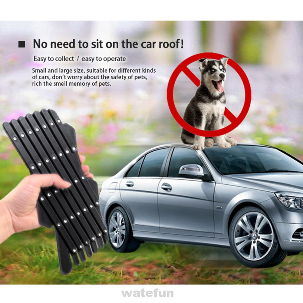 Air Vent Car Window Dog Guard Pet Portable Telescopic Travel Universal Vehicle Safety Fence