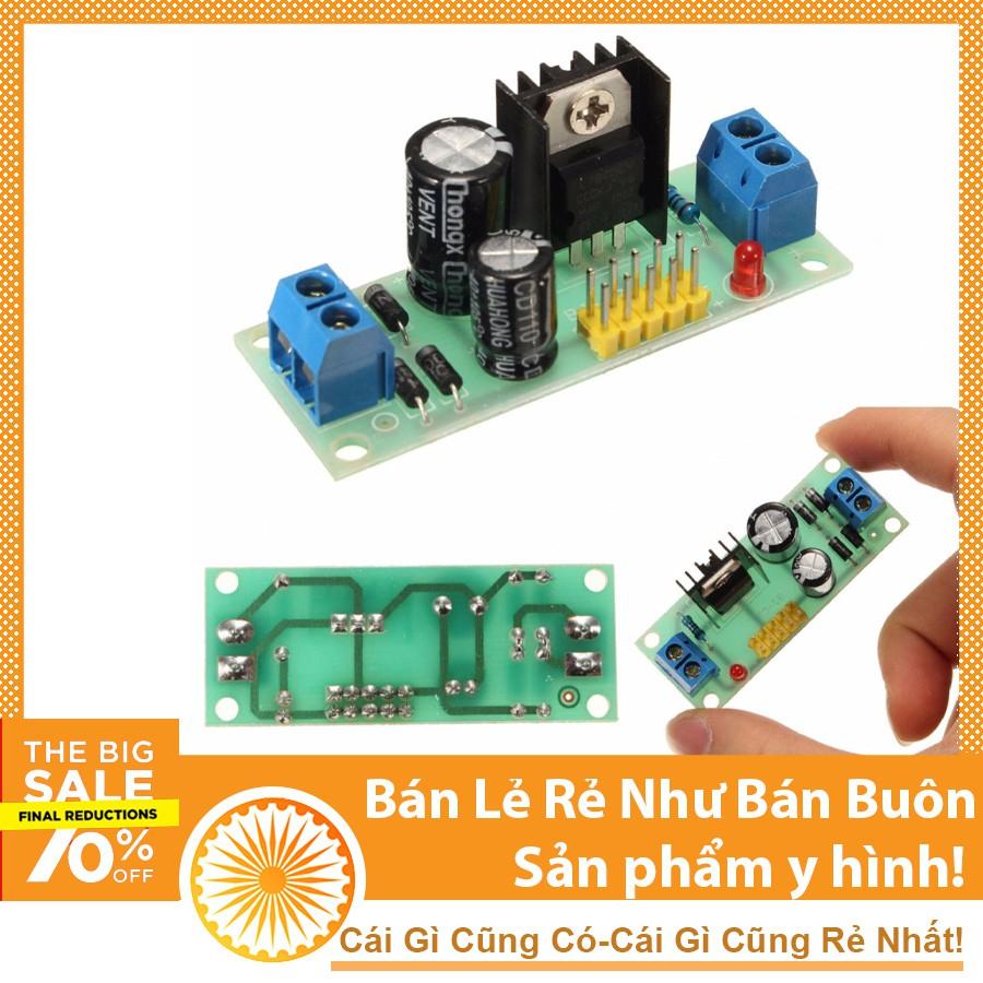 Mạch ổn áp điện DC 5VDC LM7805