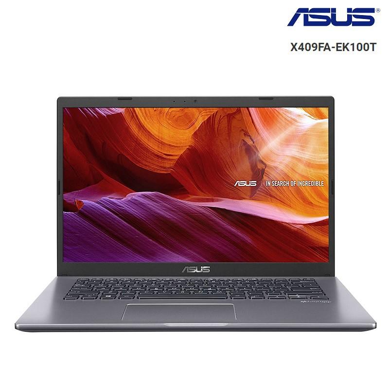 Laptop Asus Vivobook X409FA-EK100T Core i5-8265U, Win10, 14 FHD - Hàng Chính Hãng