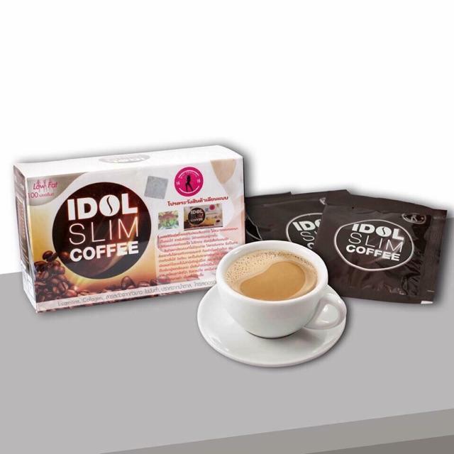 CÀ PHÊ GIẢM CÂN IDOL SLIM COFFEE THÁI LAN - 3103196 , 1056180555 , 322_1056180555 , 150000 , CA-PHE-GIAM-CAN-IDOL-SLIM-COFFEE-THAI-LAN-322_1056180555 , shopee.vn , CÀ PHÊ GIẢM CÂN IDOL SLIM COFFEE THÁI LAN