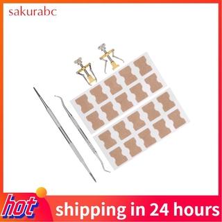 (Hàng Mới Về) Set 9 Miếng Dán Điều Chỉnh Móng Chân Mọc Ngược Tự Dính Sakurabc