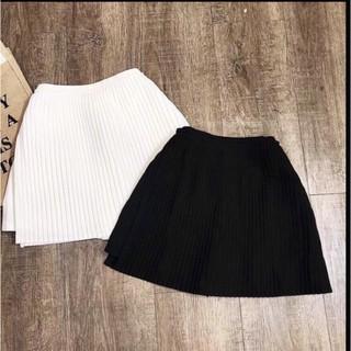 [HÀNG LOẠI 1 ]Chân váy dập li nhí form ngắn có lót quần trong Sun Fahsion