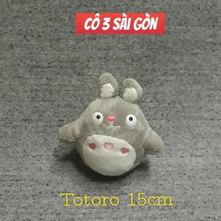 Móc khóa gấu bông Totoro dễ thương 15cm