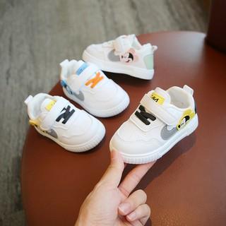giày bé trai phong cách thể thao cho bé Mickey Ankids539