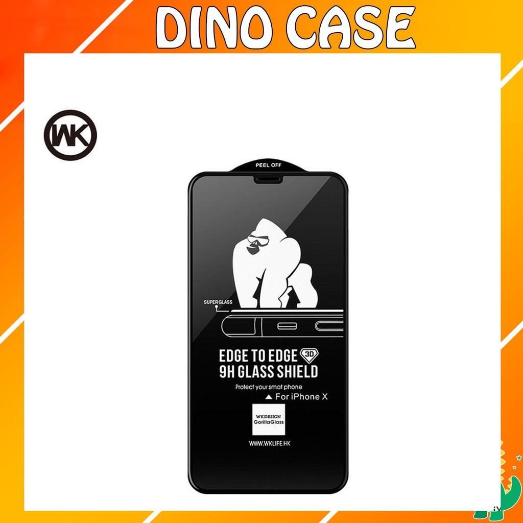 Kính cường lực iphone King Kong 6/6s/ 6plus/ 6splus/ 7/8/7plus/8plus/X/Xs/Xsmax/11/11pro/11promax/12/12pro/12promax