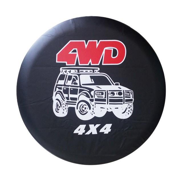 Bọc Lốp Bánh Xe Hơi Dự Phòng 4WD - Chất lượng cao