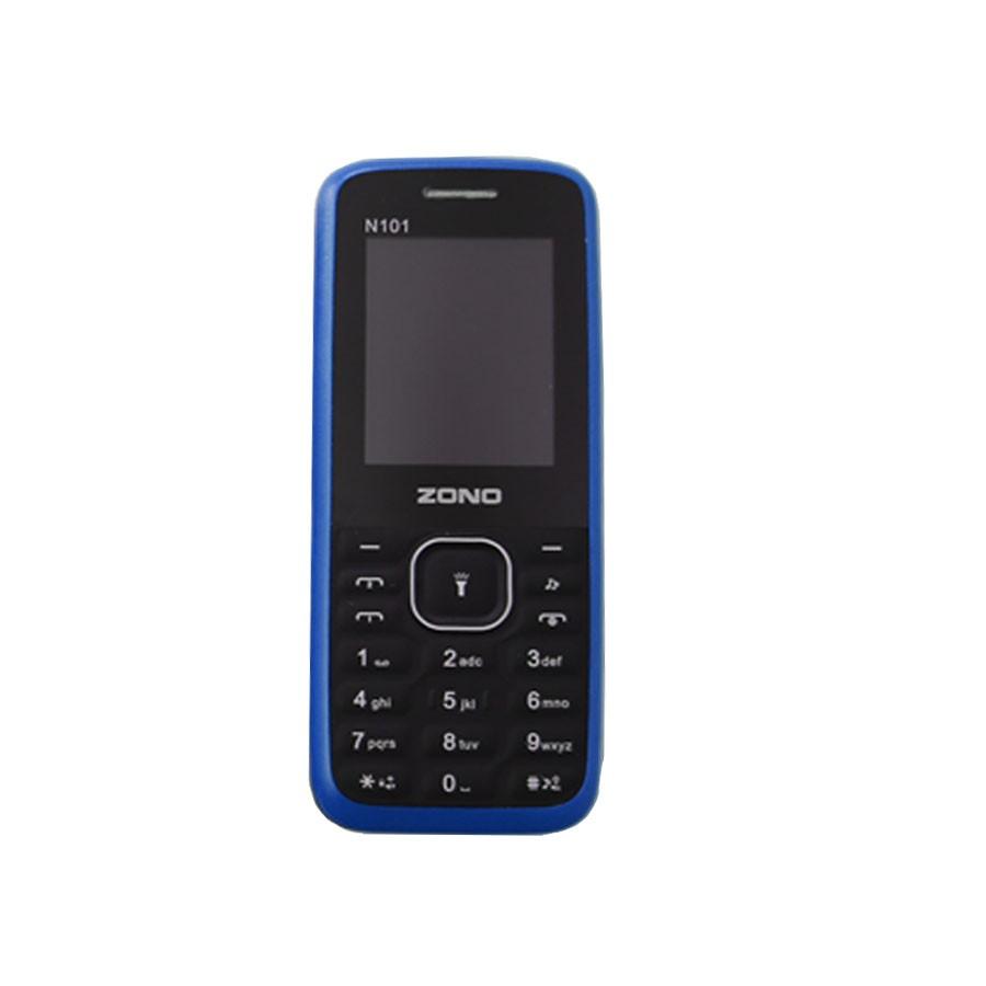 Zono N101 2 sim (Đen xanh) - 2585877 , 44176537 , 322_44176537 , 299000 , Zono-N101-2-sim-Den-xanh-322_44176537 , shopee.vn , Zono N101 2 sim (Đen xanh)
