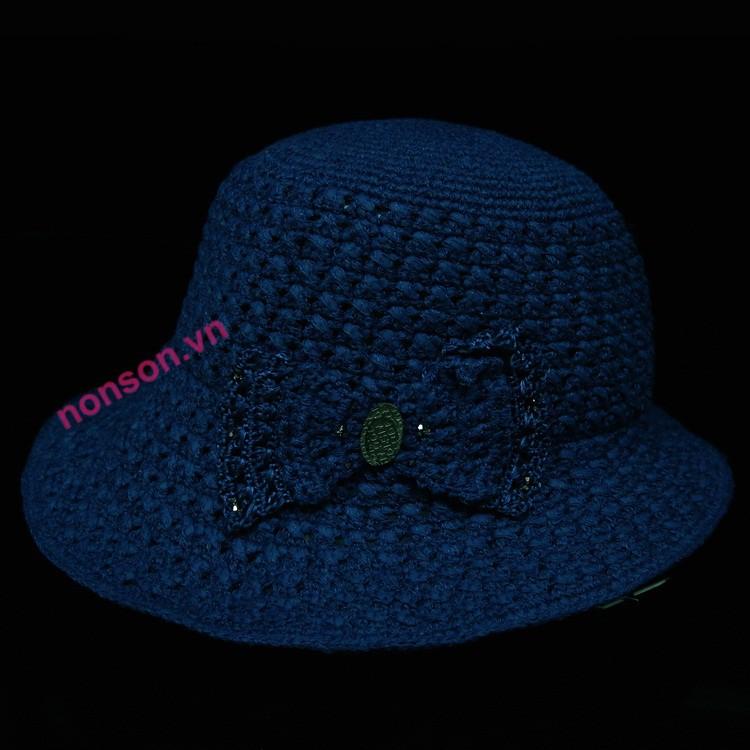 Nón Sơn mũ đan tay DH082-XH6