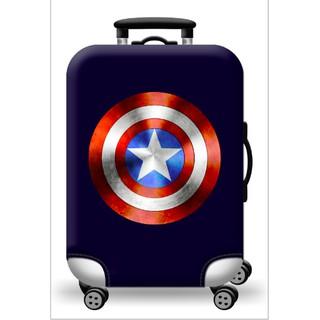 Túi bọc bảo vệ vali- Thuyền trưởng mẫu mới thumbnail