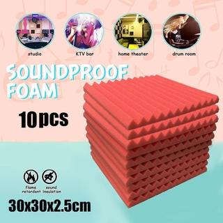 Set 10 Mút Xốp Hình Tam Giác 12 Ngăn 30×30 X 2.5cm.tw Chuyên Dụng Cho Studio