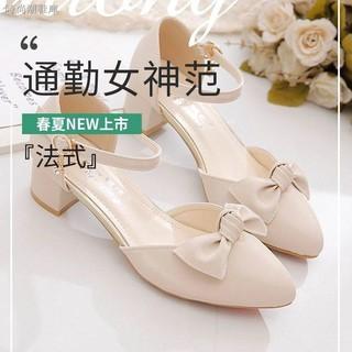 Giày Sandal Cao Gót Thời Trang Nữ Sành Điệu 2021