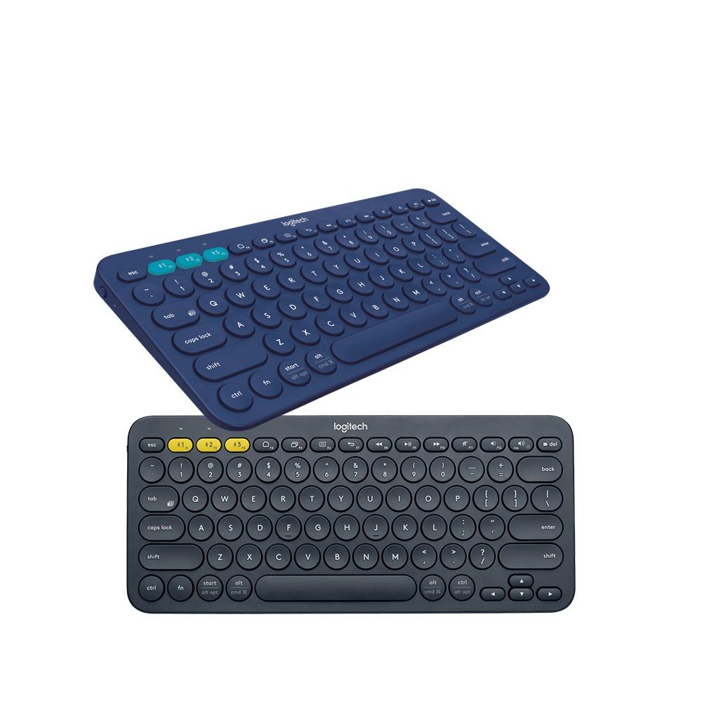 Bàn phím Bluetooth đa thiết bị Logitech K380 - Hãng phân phối chính thức