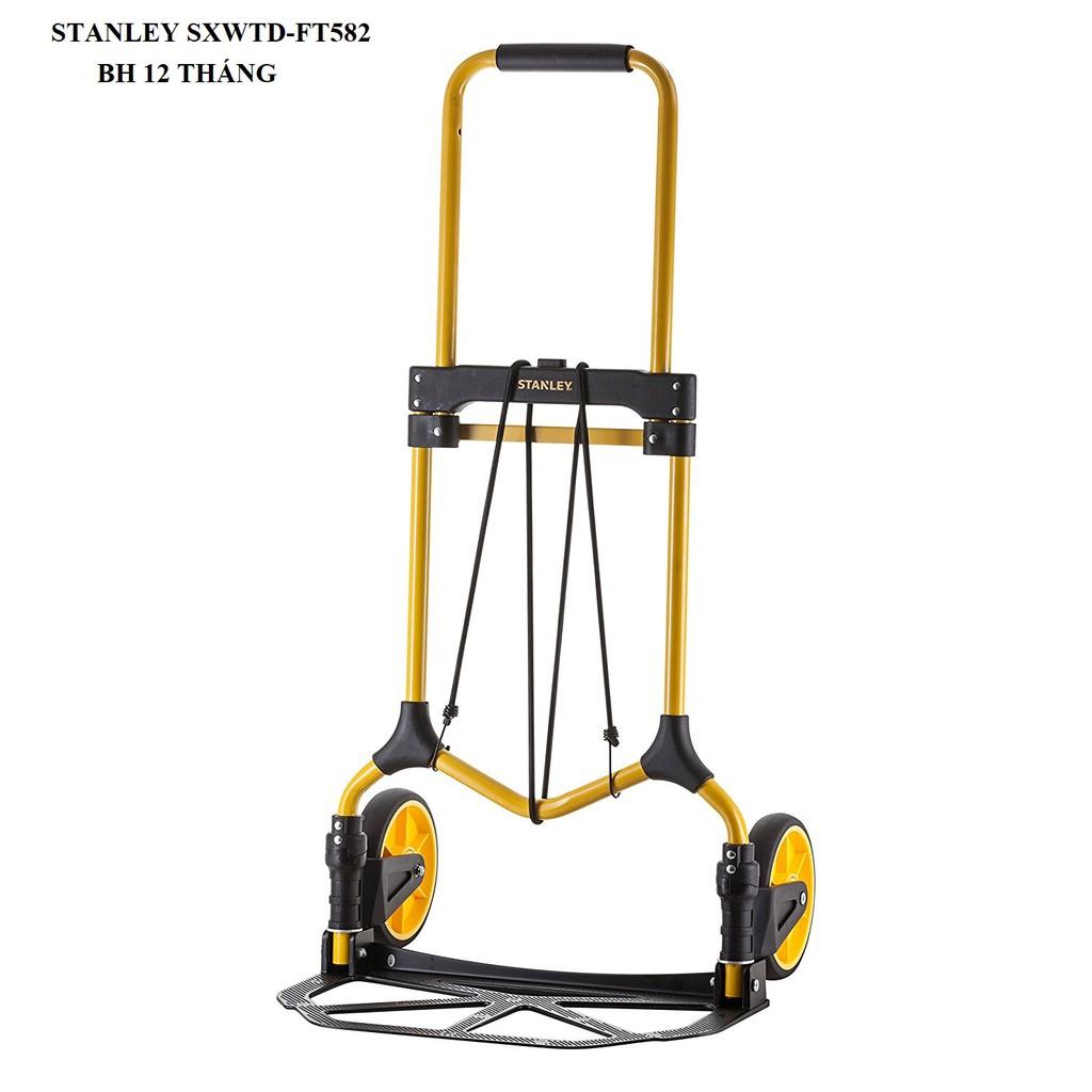 Xe đẩy tay 2 bánh cao cấp (có thể gấp gọn) Stanley FT582 - 2988751 , 809105979 , 322_809105979 , 1080000 , Xe-day-tay-2-banh-cao-cap-co-the-gap-gon-Stanley-FT582-322_809105979 , shopee.vn , Xe đẩy tay 2 bánh cao cấp (có thể gấp gọn) Stanley FT582