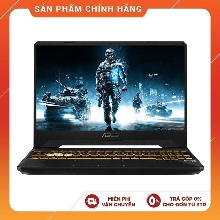 "[Mã ELLAPDESK giảm 5% đơn 3TR] Laptop Asus TUF Gaming FX505DT-AL003T AMD R7-3750H, GTX 1650 4GB,Win10 (15.6"")"