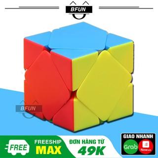 Rubik Biến Thể Skewb Không Viền Cao Cấp - Khối Rubik Xoay Trơn Giá Rẻ - Đồ Chơi Trẻ Em BFUN (Shop Có Rubik 3x3,..) thumbnail