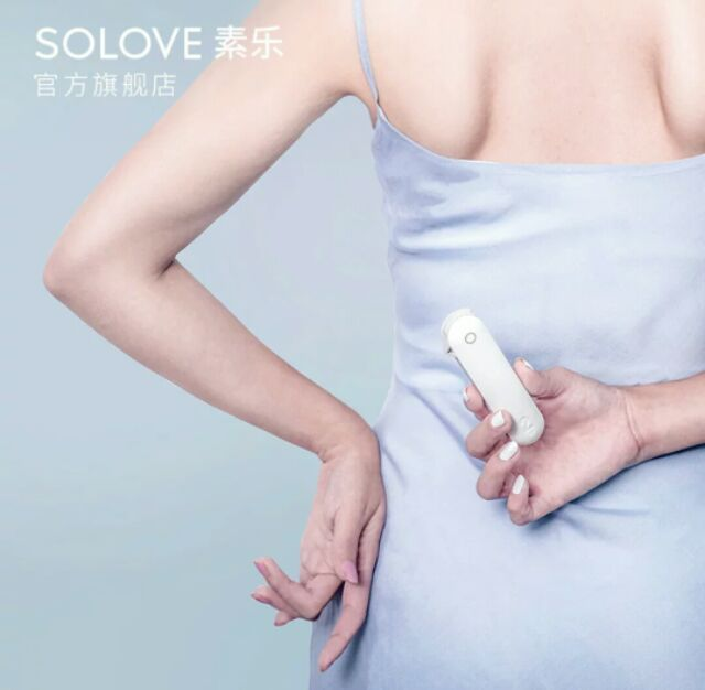 (Hàng có sẵn) SOLOVE X1 [Chính hãng] - Pin sạc dự phòng bỏ túi Chim gõ kiến đáng yêu 2500...