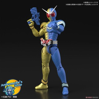 [Bandai] Mô hình lắp ráp Figure-rise Standard Kamen Rider Double Luna Trigger (Plastic model)
