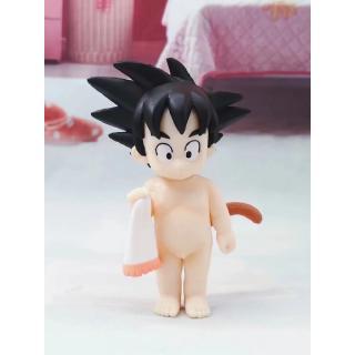 Mô Hình Nhân Vật Son Goku Trang Trí