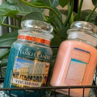 Sale Nến thơm Yankee candle size lớn 623g