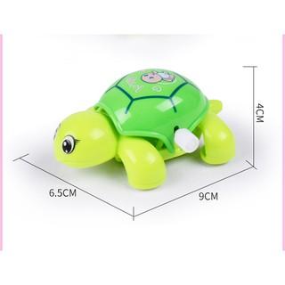 Combo 2 chú rùa chạy bằng dây cót thả bể bơi hoặc bồn tắm cho bé