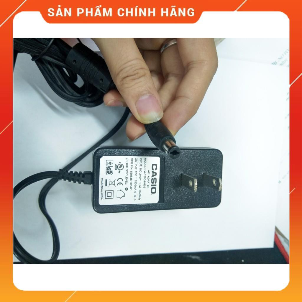 [Mã 2404EL10K giảm 10K đơn 20K] Adapter nguồn đàn Casio CTK-5000 12v dailyphukien