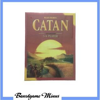 Catan mở rộng – Trò chơi thẻ bài xây dựng