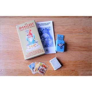 Smallest tarot in the World (Mystic House Tarot Shop) thumbnail