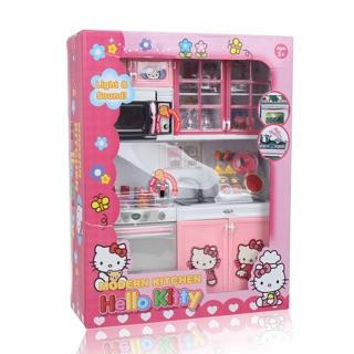 Bộ bếp Hello Kitty