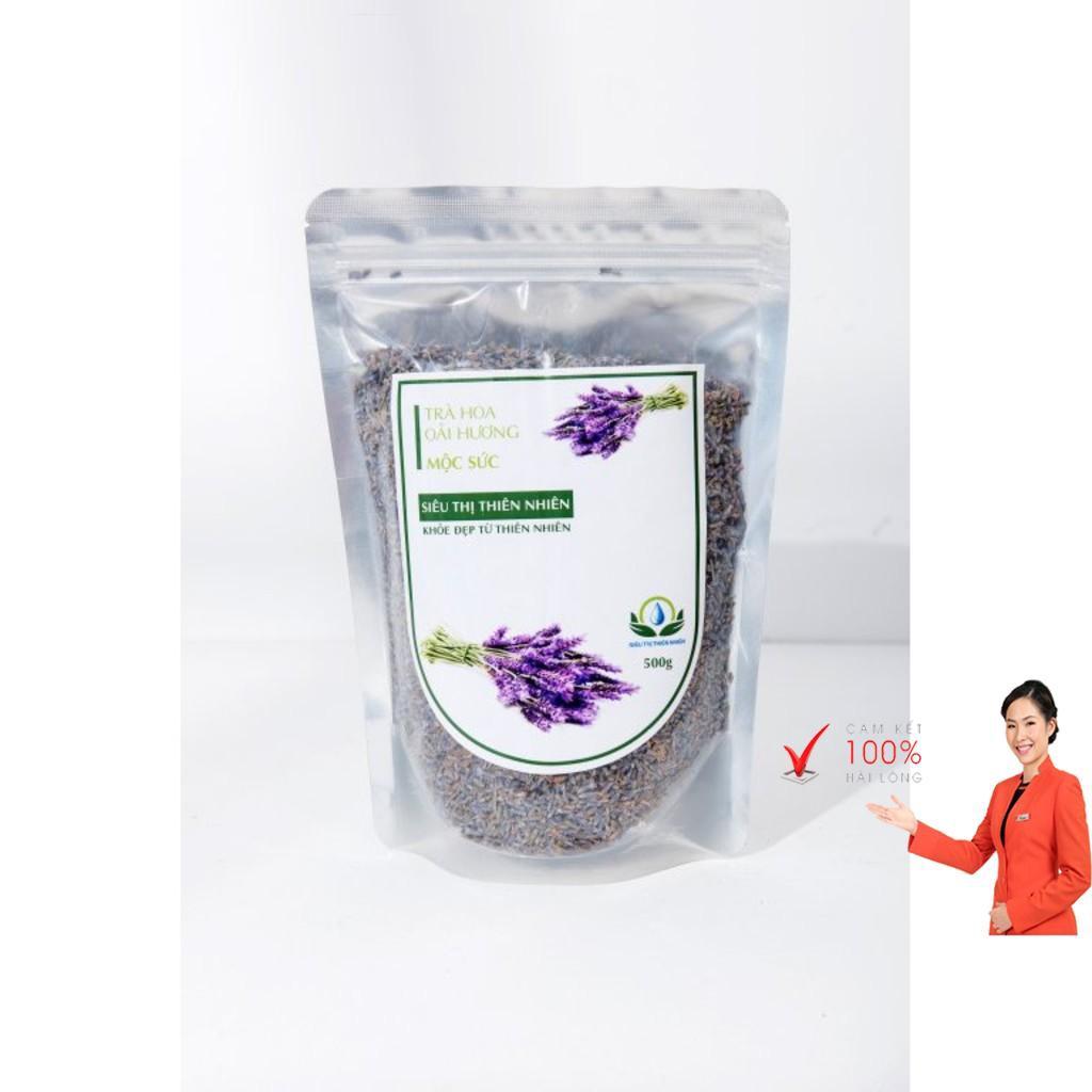 [RẺ VÔ ĐỊCH] -  Trà oải hương (lavender) sấy khô Mộc Sắc gói 100g - 14098924 , 2229219960 , 322_2229219960 , 119000 , RE-VO-DICH-Tra-oai-huong-lavender-say-kho-Moc-Sac-goi-100g-322_2229219960 , shopee.vn , [RẺ VÔ ĐỊCH] -  Trà oải hương (lavender) sấy khô Mộc Sắc gói 100g