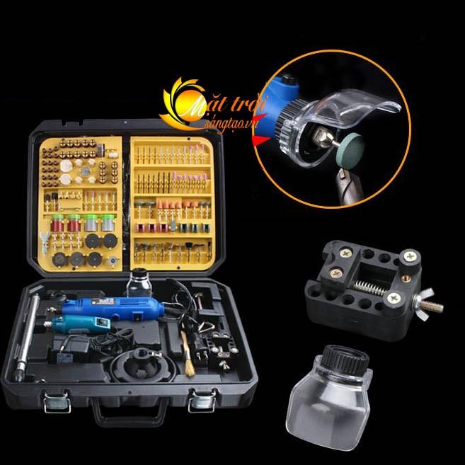 Bộ máy khoan, mài, khắc mini đa năng V2 - 14618766 , 52547195 , 322_52547195 , 1250000 , Bo-may-khoan-mai-khac-mini-da-nang-V2-322_52547195 , shopee.vn , Bộ máy khoan, mài, khắc mini đa năng V2