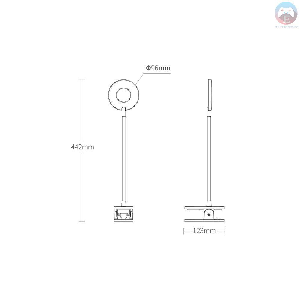 Đèn Bàn Xiaomi Yltd10Yl 5w Xoay 360 Độ