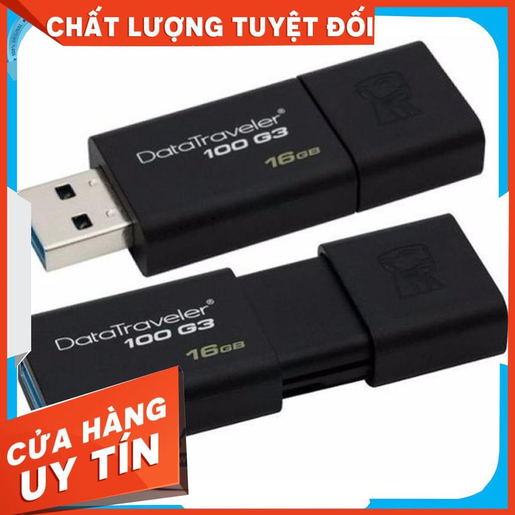 USB Kingston DT100G3 USB 3.0 16GB(chính hãng) - 15089437 , 2669463339 , 322_2669463339 , 71000 , USB-Kingston-DT100G3-USB-3.0-16GBchinh-hang-322_2669463339 , shopee.vn , USB Kingston DT100G3 USB 3.0 16GB(chính hãng)