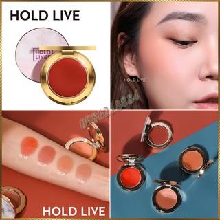 Phấn má đơn sắc Hold Live Pro Silk Satin Fog Blusher SSH10 thumbnail