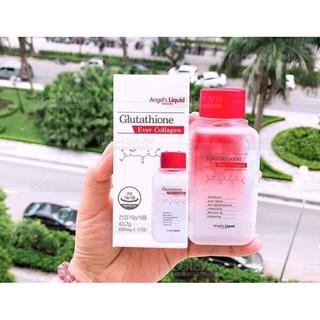 Viên uống trắng da, cấp nước, chống lão hóa Angel s Liquid Glutathione Ever Collagen 72 viên của Hàn Quốc l thumbnail