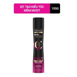 Xịt tạo kiểu tóc vào nếp mềm mượt TRESemme Compressed Micro Mist 155g