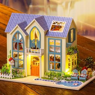 [Giam thêm 120k ] Nhà búp bê Victorian Cottage