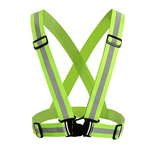[CỰC CHẤT] Phụ kiện đi phượt- Áo phản quang dây thun- áo phản quang đi phượt