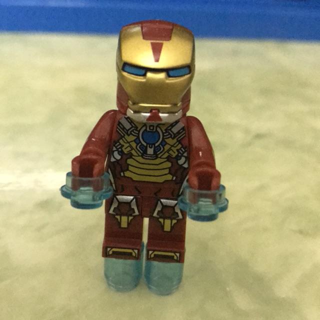 Minifigure nhân vật iron man mk17