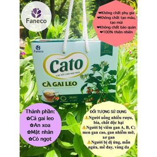 Cao Cà Gai Leo Cato – Hỗ trợ gan [Chính Hãng] Fanmec
