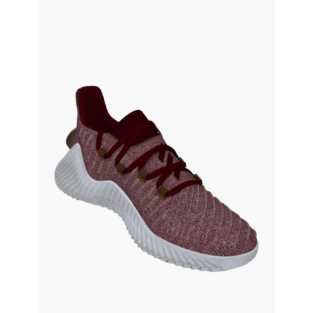 99afd7160 Adidas Alphabounce Trainer Women s Training Shoes Maroon - Adidas ...