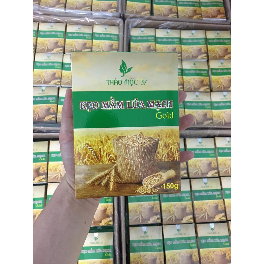 combo sỉ 10 hộp kẹo mầm lúa mạch gold của Thảo Mộc 37