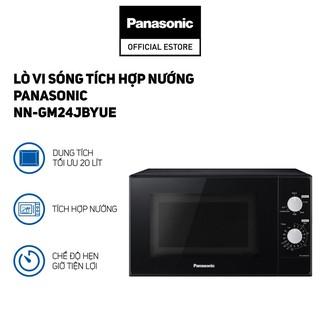 Lò Vi Sóng Kết Hợp Nướng Panasonic NN-GT35HMYUE - BH 12 Tháng - Hàng Chính Hãng