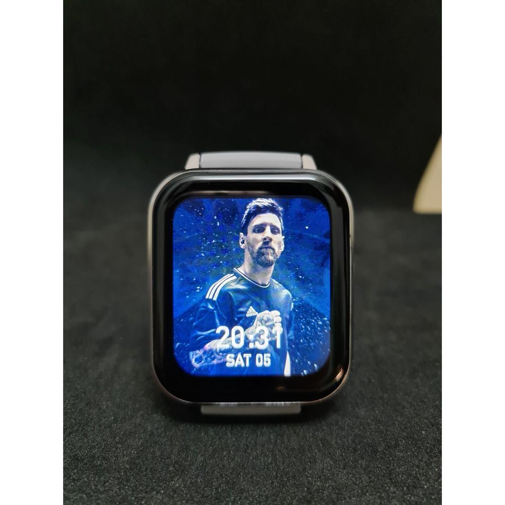 Đồng hồ thông minh 💖 FREESHIP 💖 Giảm 15k Đồng hồ nhập [TAI NGHE 15 ] 💖 Smartwatch tràn viền 1.78'' HD như apple watch