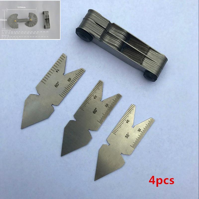 Bộ dưỡng đo ren 4 PCS - 10079316 , 696562700 , 322_696562700 , 200000 , Bo-duong-do-ren-4-PCS-322_696562700 , shopee.vn , Bộ dưỡng đo ren 4 PCS