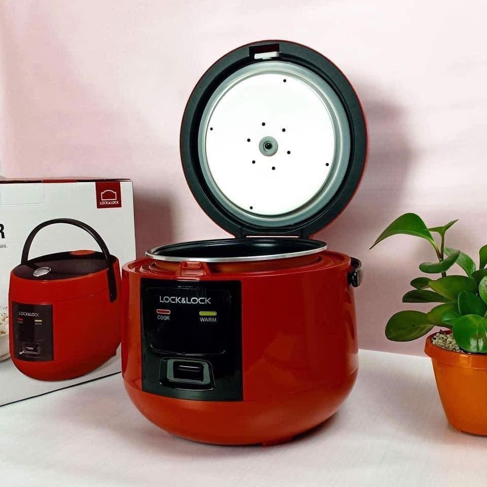 Nồi cơm điện Lock&Lock Mini dung tích 1L EJR431 - Hàng chính hãng