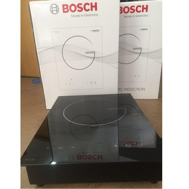 bếp điện từ đơn PC-90 hàng nhập khẩu , bếp từ âm, bếp từ đơn bosch