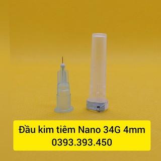 Đầu kim tiêm Nano 34G 4mm
