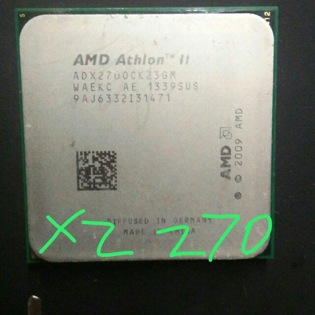 CPU processor AMD Athlon II x2 270 (3.2 Ghz ส่งฟรี ราคาพิเศษ)