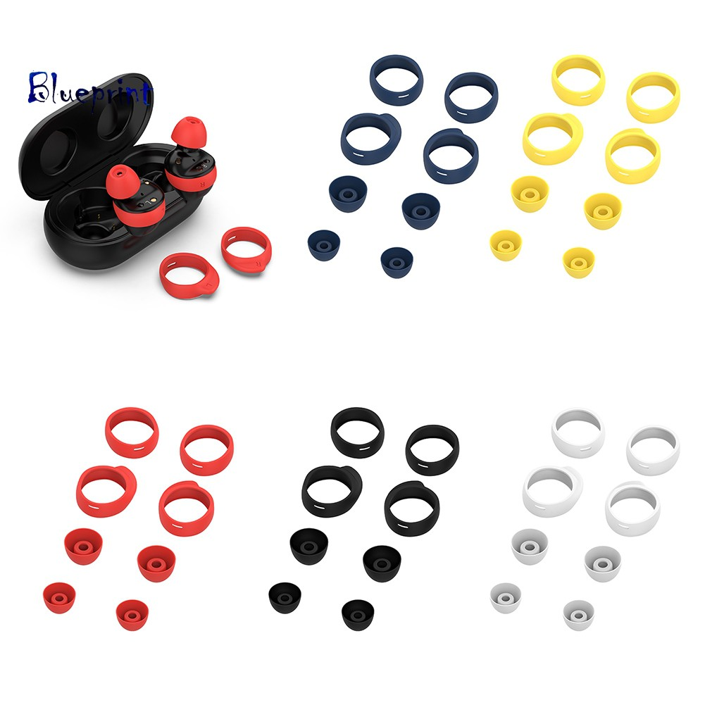 ☞BP2 Pair Silicone Earbuds Eartips Cover for Samsung Galaxy Buds Bluetooth Earphone